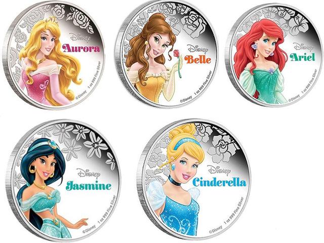 Top 10 Favourite Disney Princesses