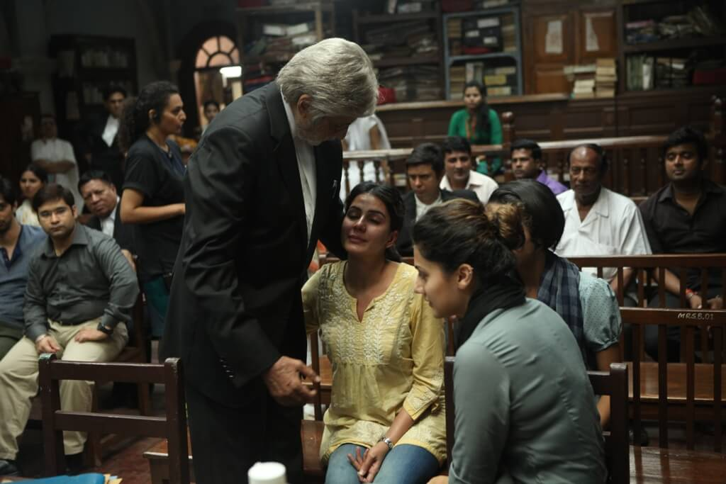 Amitabh Bachchan Paid Tribute To His Female Co-stars