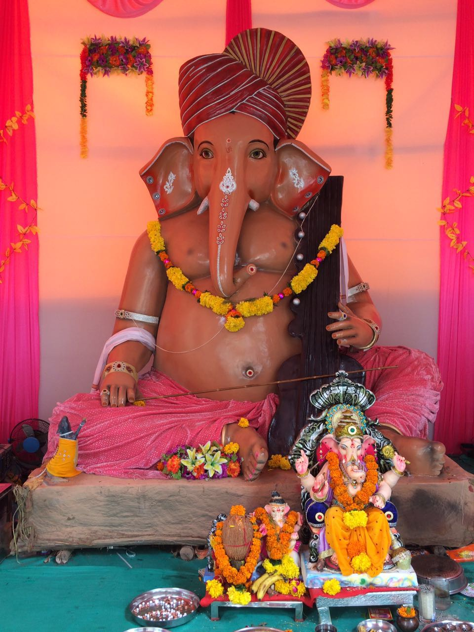 Ganesh Chaturthi 2016 Brats Group From Surat