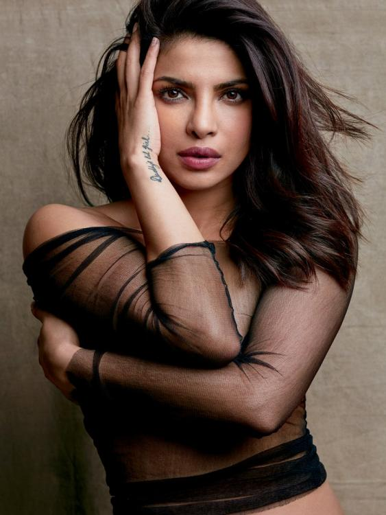 Priyanka Chopra Steamy Hot Photoshoot For A GQ Magazine