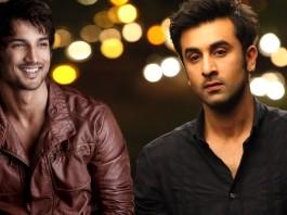 Sushant Singh Rajput Says I Like Ranbir Kapoor As An Actor