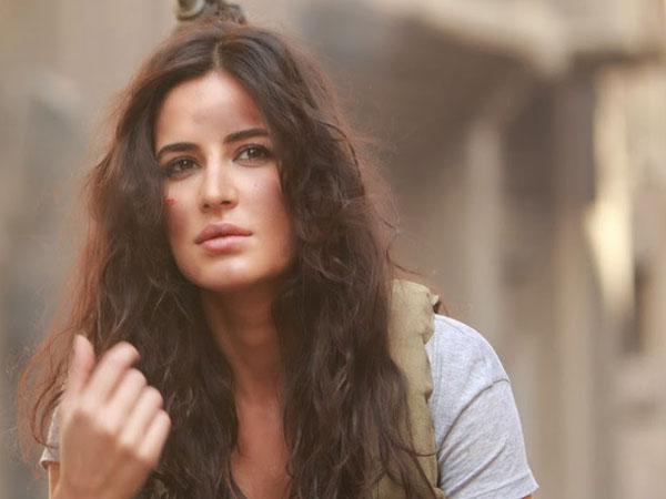 Tiger Zinda Hai - High Action Sequences For Katrina Kaif