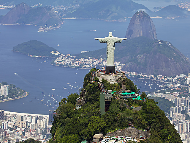 Top 10 Tourist Attractions Places In Brazil