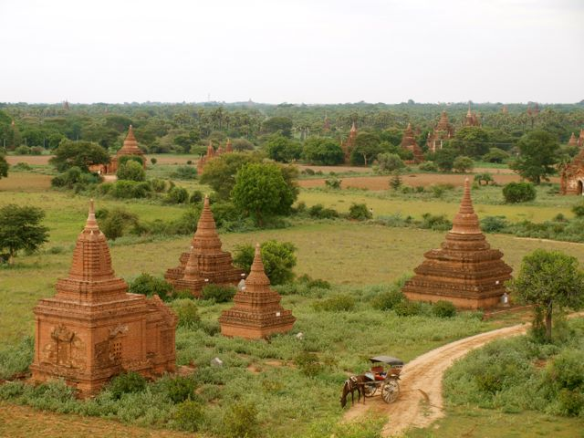Top 10 Tourist Attractions Places In Burma